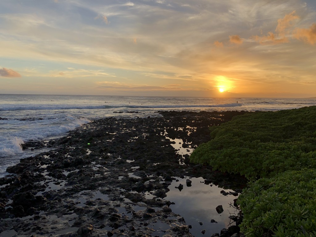 IMG_6042 Kauai Sunset #2 by loweygrace