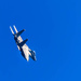 F 15 into the blue yonder