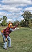 10th Oct 2018 - pumpkin man