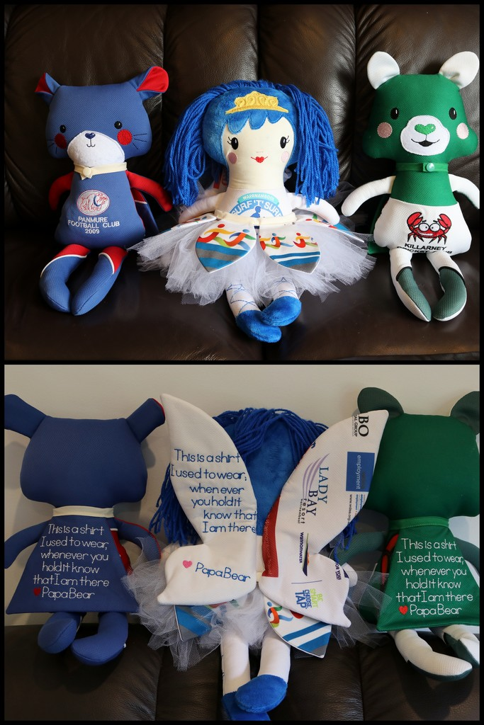 Memory dolls by gilbertwood