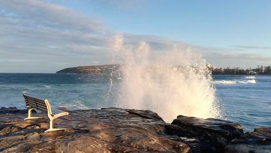 Waves by julianneovie