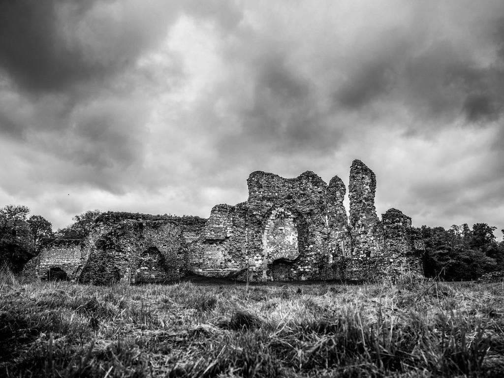 waverley abbey by graemestevens