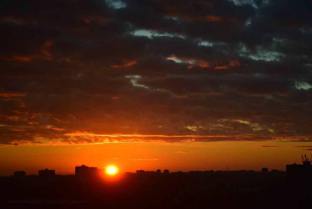 sunrise by summerfield