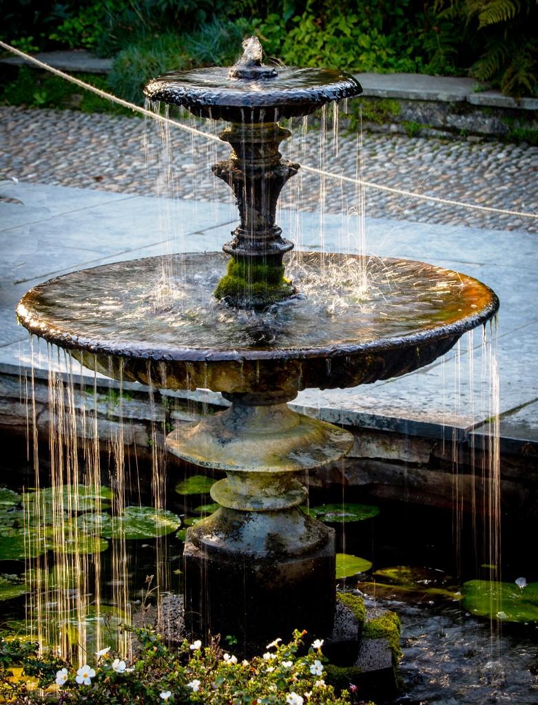 The fountain by swillinbillyflynn