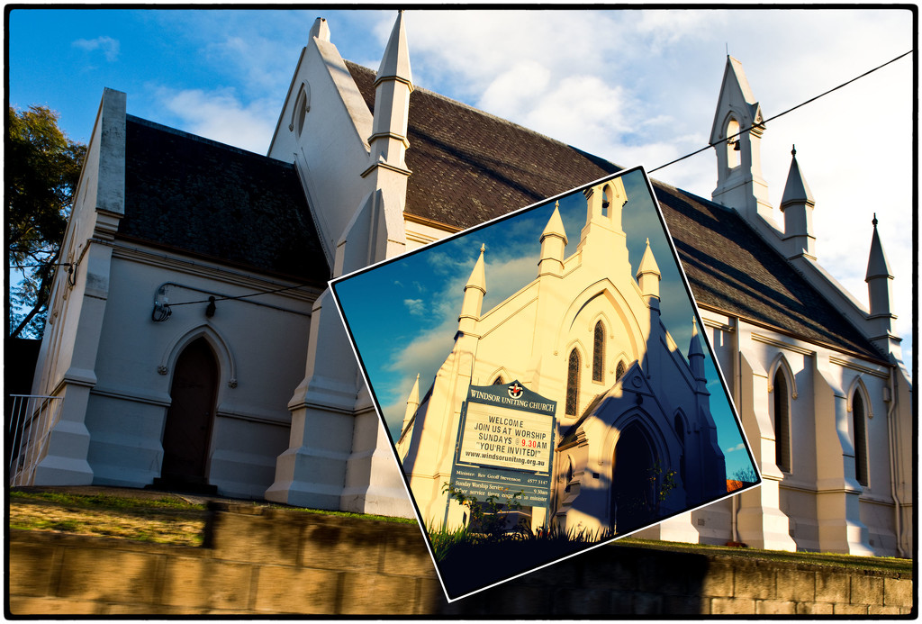 Windsor Uniting Church by annied