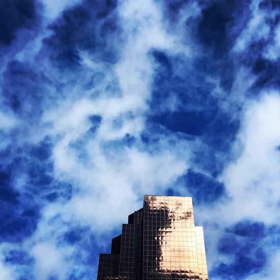 Blue Sky by nanderson
