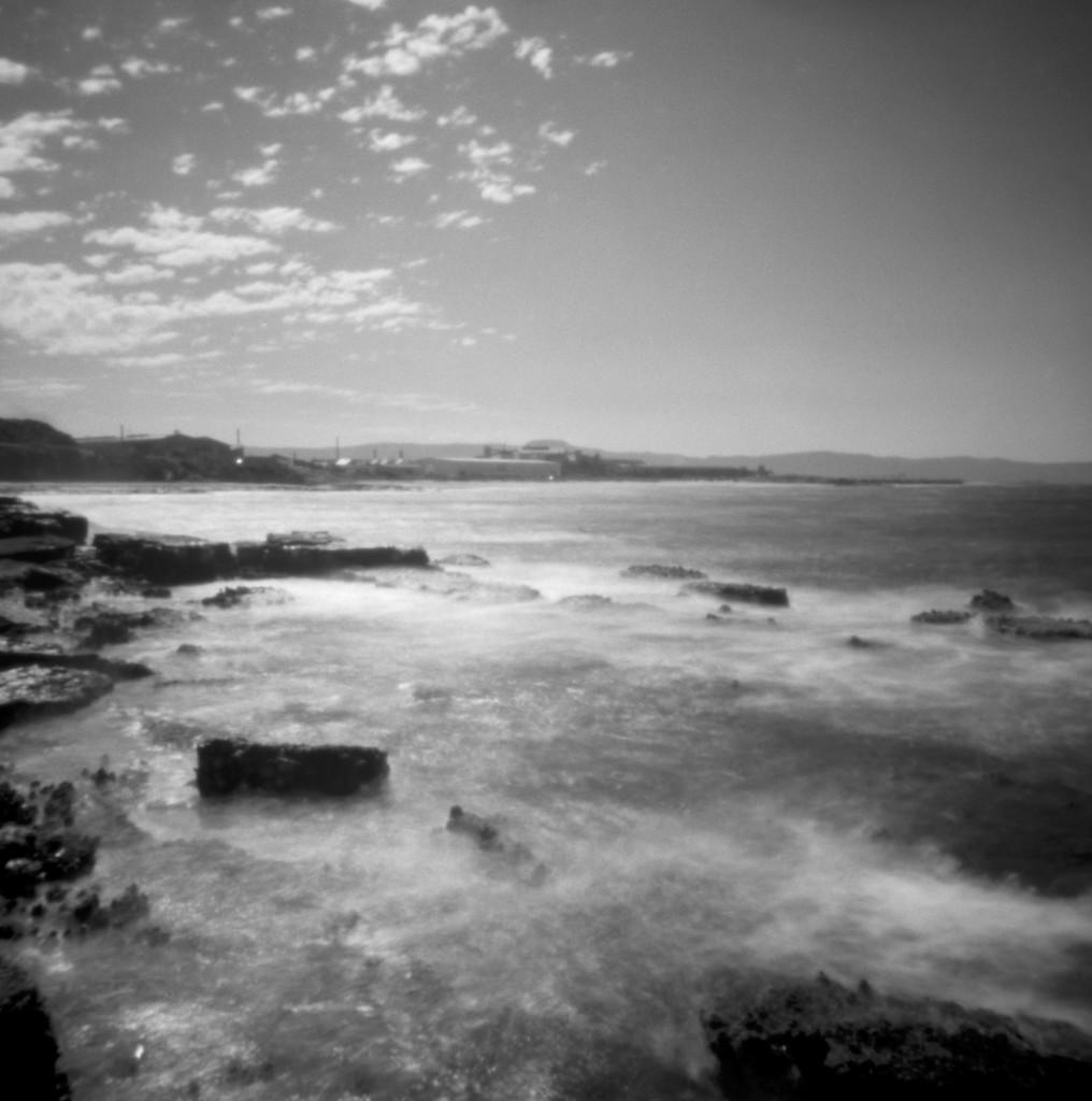 Port Kembla Beach by peterdegraaff