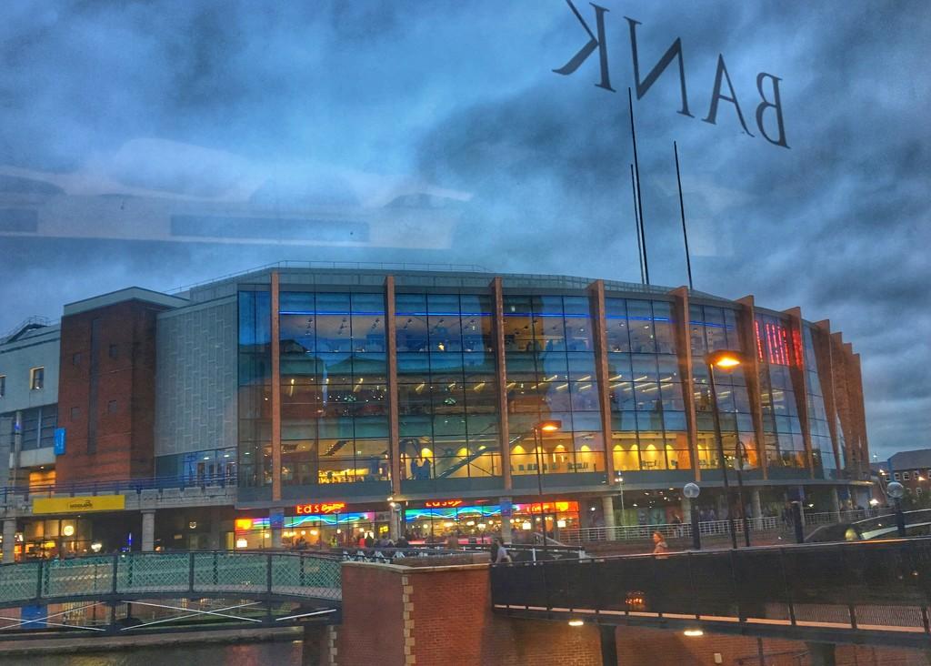 Arena Birmingham  by angiedanielle24