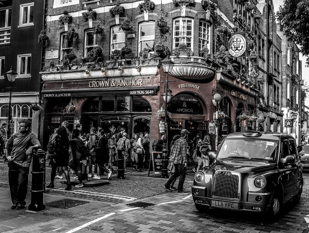 covent garden by graemestevens