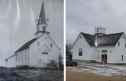 13th Oct 2018 - Then and Now Kingman Baptist
