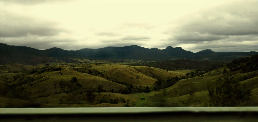 Part of the Great Dividing Range. by robz