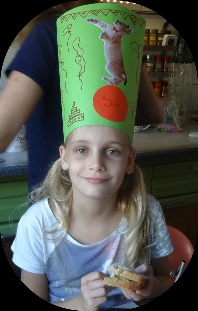 nine years old by gijsje