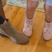 Unicorn boots...