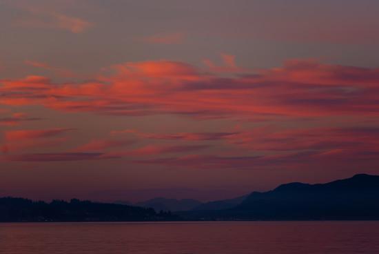 Pink Sky by kwind