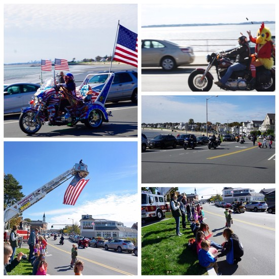 Swampscott Motorcycle Rally by allie912