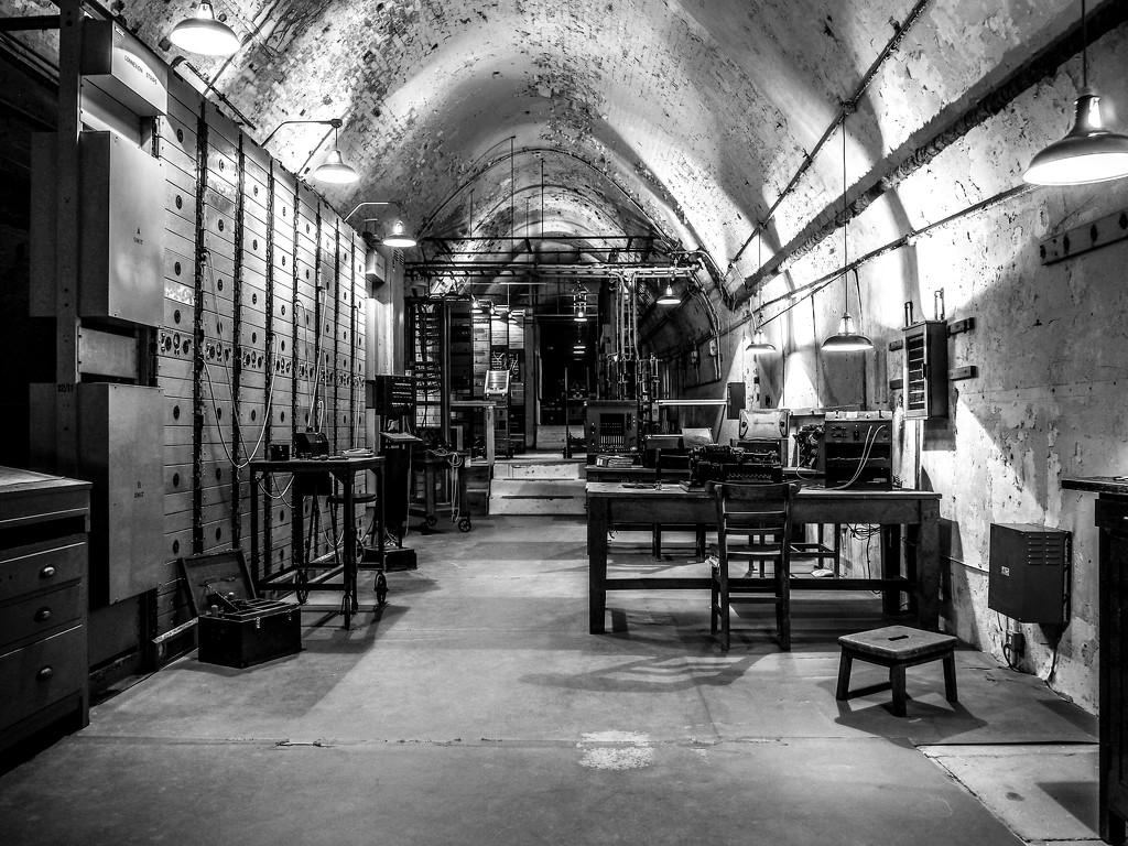 war time tunnels  by graemestevens