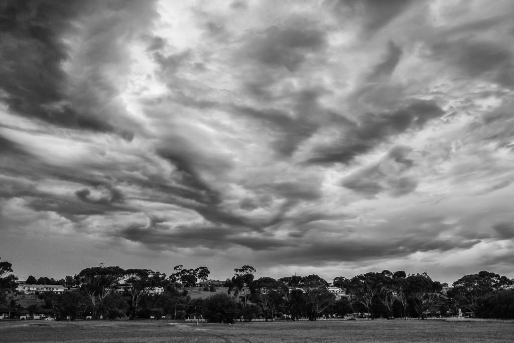 Clouds by golftragic