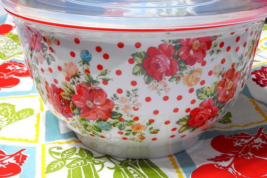 My new bowl set! by homeschoolmom