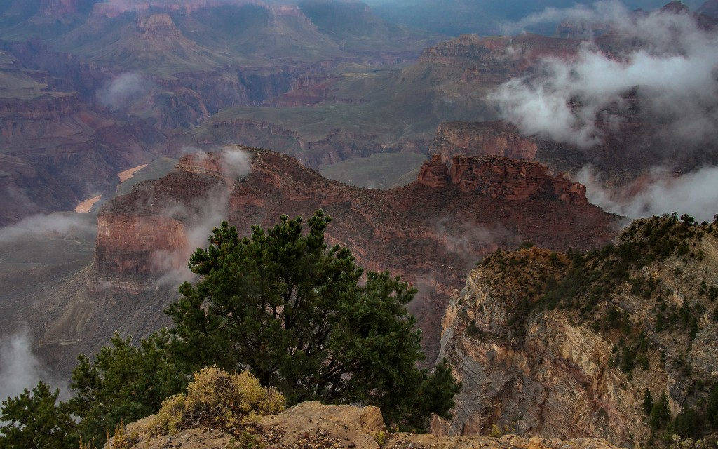 Hopi Point Lookout by taffy
