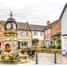 The Square,Much Wenlock,Shropshire