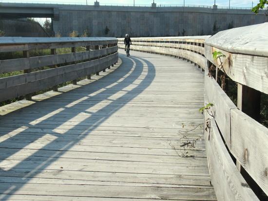 Boardwalk by bruni