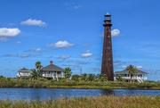 17th Oct 2018 - Point Bolivar Lighthouse