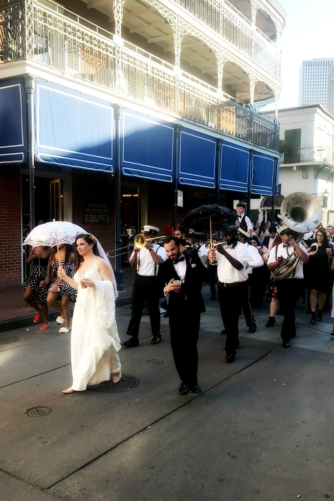 New Orleans Wedding March by jaybutterfield
