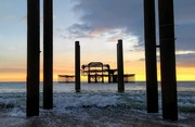 17th Oct 2018 - West Pier Sunset I