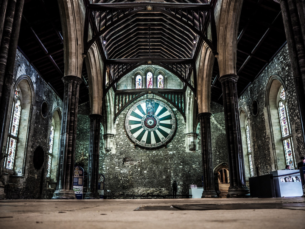 it really is a great hall by graemestevens