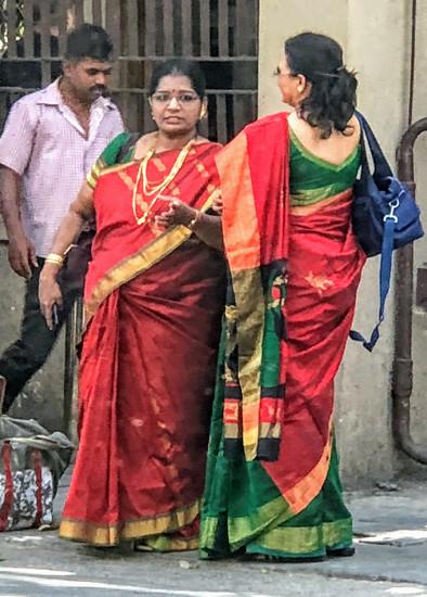 Colourful festival wear by veengupta