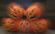 18th Oct 2018 - Scary pumpkins