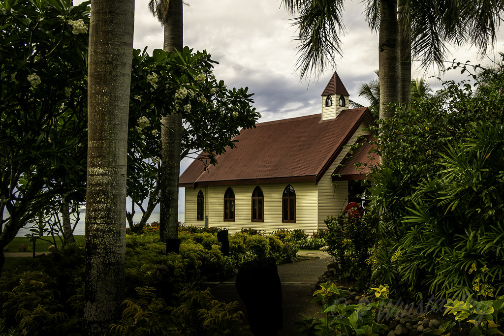 Village Church by kipper1951