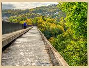 19th Oct 2018 -  Crossing The Pontcysyllte Aqueduct