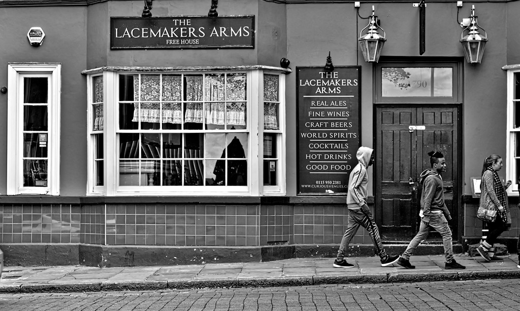 Passing The Lacemakers by phil_howcroft