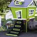 Crookedy playground house