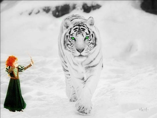 Tiger Tiger... by maggiemae
