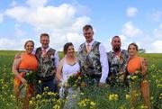20th Oct 2018 - The canola wedding