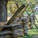 2018-10-20 Photography Retreat Historic Style Wood Fence