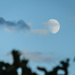 2018-10-20 Photography Retreat Moon and Clouds