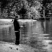 21st Oct 2018 - Gone Fishing