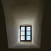 Window of a medieval castle  by caterina