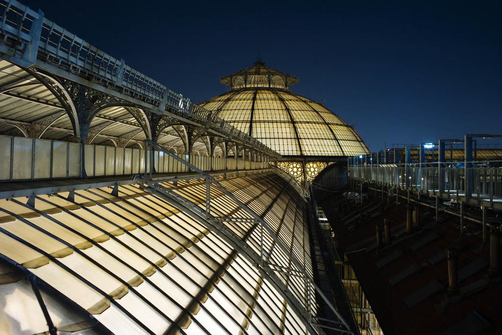 Glass ceiling by domenicododaro