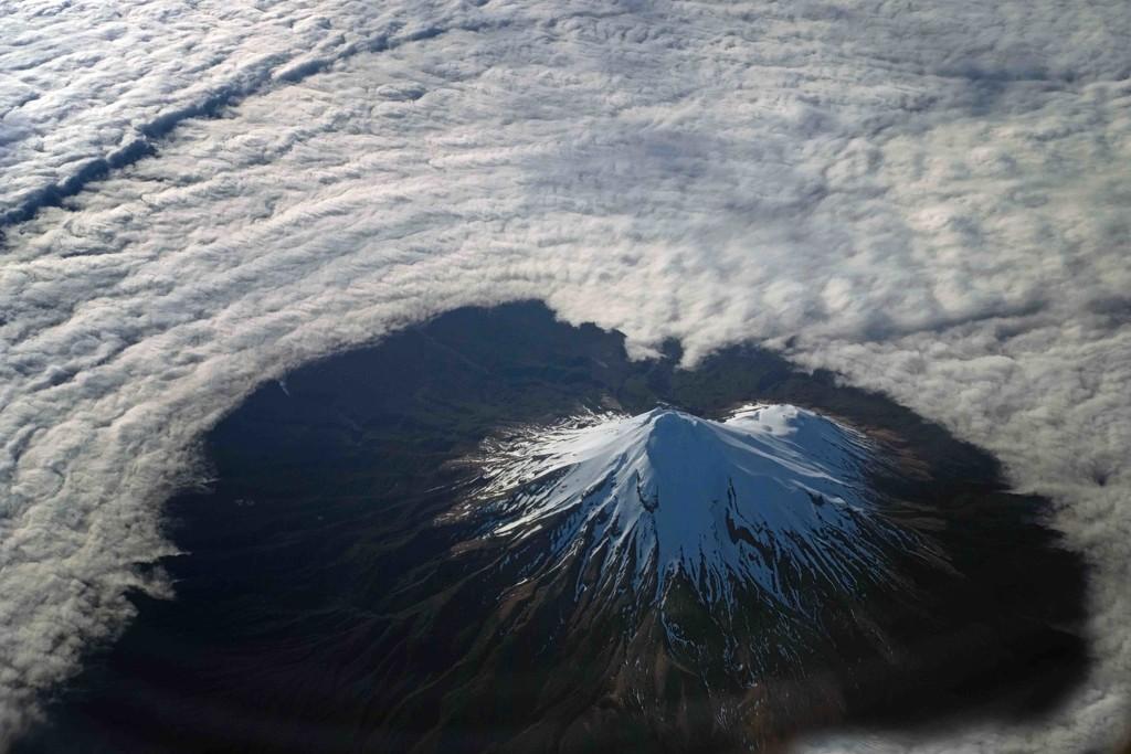 Mt Egmont/Taranaki by maureenpp