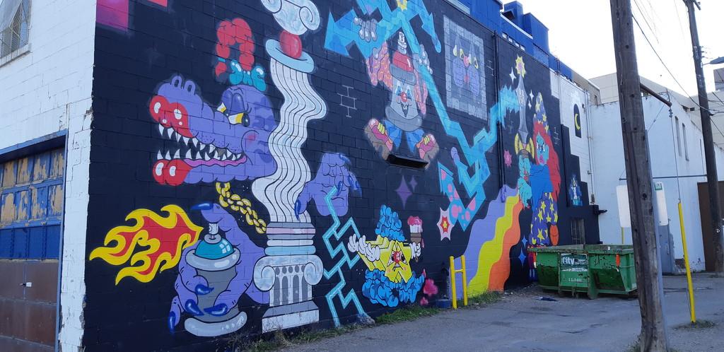 Street Art by bkbinthecity