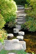 22nd Oct 2018 - Steps to serenity......