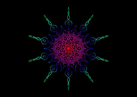 Mandala by rosiekerr