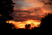 23rd Oct 2018 - Glorious Sunset