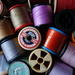 cotton, colours and reels