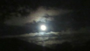 23rd Oct 2018 - The night before - full moon