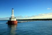 2nd Aug 2018 - Keweenaw Waterway Upper Entrance Lighthouse